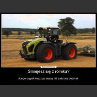 Śmiejesz się z rolnika?