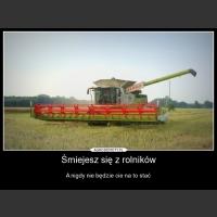 Śmiejesz się z rolników
